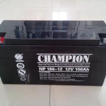 冠军蓄电池NP120-12广东冠军蓄电池黑龙江区域办事处