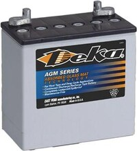德克蓄电池8GU1-美国德克12V30AH-官方直销