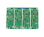 深安电子PCB免菲林飞针杂色费50元打样批量336一平快板打样PCB批量PCB制作图片