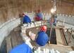 能強環保承包全國干燥塔吸收塔磚板防腐襯里施工工程邯鄲防腐工程報價