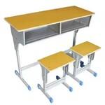 合肥厂家常年供应合肥学习课桌椅合肥学生课桌椅培训桌图片