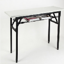 厂家直销折叠培训桌会议桌活动长条桌折叠电脑桌办公桌条形桌子