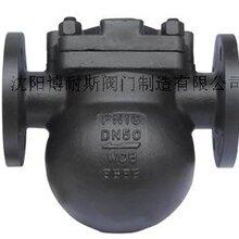 杠桿式疏水閥生產商大排量蒸汽疏水閥蒸汽無泄漏排冷凝水閥門圖片