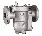 浮球式疏水阀桶式疏水阀冷凝水大排量阀门不锈钢疏水阀批发