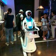 送餐机器人厂家有轨、无轨送餐机器人