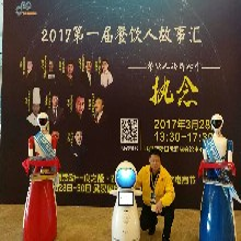 武汉展会机器人租赁国博、武展人气爆棚