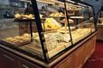 武汉面包展柜哪家好、尚典展柜专业订做面包展柜、烘焙展柜