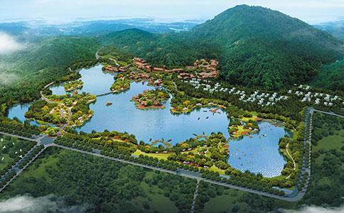 福建南平公园景观工程设施工组织设计撰写