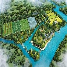 广宁县效果图设计公司电子科技园规划报告可行性专业图片