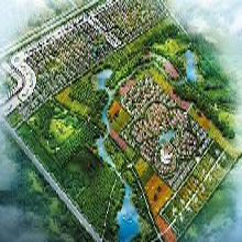 衢州专业做概念性规划文本公司-衢州鸟瞰图图片