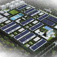 漯河项目实施方案产业集聚区-漯河鸟瞰图图片