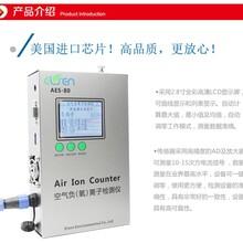 空氣負離子濃度測試儀廠家圖片