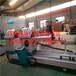 云南曲靖市哪里有卖加工断桥铝门窗机器断桥铝机器多少钱