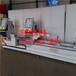 廣西梧州市斷橋鋁門窗機器報價/斷橋鋁設備多少錢