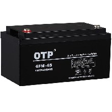 OTP蓄电池6FM-65价格厂家