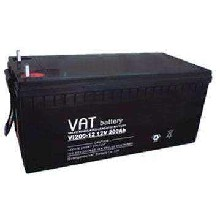 VAT蓄电池VI200-12图片价格厂家