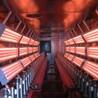 许昌KHW-135异型快速红外辐射加热装置