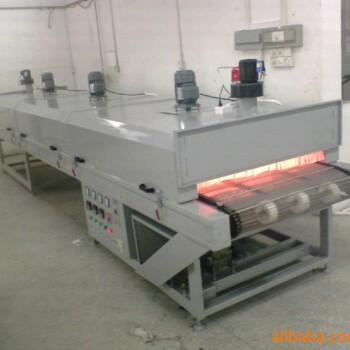 许昌红外线滚筒烘干机生产线