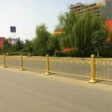 铁艺道路防护栏A铁艺道路防护栏价格A领先图片