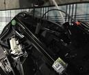 17款15款16款奔驰GLE450GLE400加装电吸门自动门吸图片