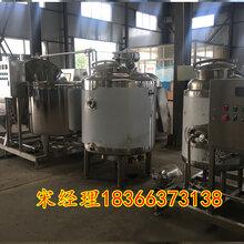 乳品加工设备,乳品生产加工流水线图片