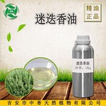迷迭香油單方精油廠家種植生產