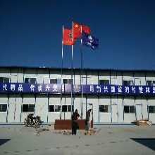 防火廊坊彩钢房厂家香河活动房批发图片