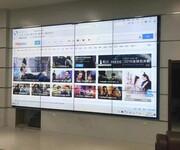 液晶拼接屏广告机触摸一体机监视器液晶显示屏图片