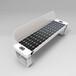 杭州西湖太陽能座椅智能座椅生產廠家降溫太陽能椅WYC1904