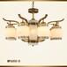全銅燈全銅吊燈純銅燈具