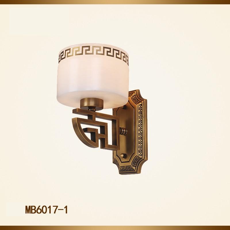 云石壁灯全铜壁灯西班牙天然云石壁灯