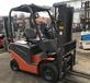 杭州3吨4吨叉车原版漆、车况好包送货,全自动电动叉车