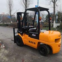 二手合力叉车,二手杭州叉车2吨3吨,二手电动叉车1.5吨2吨图片