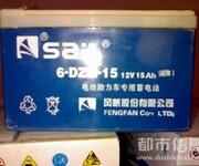 风帆蓄电池6-GFM-100M报价单图片