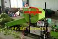 质量三包型苞米秸秆青贮打包机面包草青贮打捆包膜机