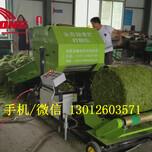 湖南湘潭长期供应秸秆青贮打捆机自动化包膜技术图片