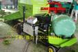 青储饲料专业制作机器全自动青贮打捆机秸秆青贮打捆机
