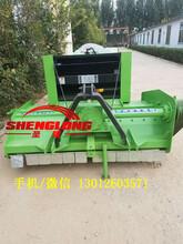 山东圣隆生产整棵秸秆粉碎打捆机苞米收割打捆机秸秆粉碎打捆机价格图片