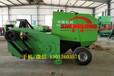 拖拉机牵引式秸秆粉碎打捆机一次性完成收割打捆