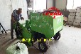 收割整株苞米秸秆粉碎打捆机圣隆生产行走式秸秆收割打包机
