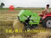 大功率车载稻草打捆机产品麦草打捆机视频打捆机价格