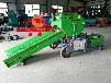 供应全自动青贮打捆机价格圣隆5552饲料青贮打捆机青储打捆机生产厂家