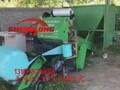 使用牧草青储打捆机的优势全自动青贮打包机效率高图片