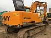 出售二手三一115-8挖掘机,性能免检,质量保障