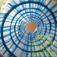 软式透水管施工工艺流程和注意点山东腾疆工程材料有限公司透水盲管50-300mm图片