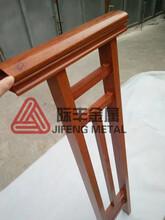 304不锈钢木纹管加工转印压花木纹扶手栏管压花木纹扶手管厂家定做