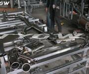 雪佛兰科迈罗tygw高性能排气智能排气阀门tygw不锈钢排气图片