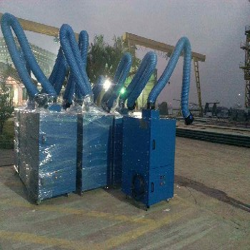 河北祥云环保设备有限公司厂家生产直供:焊烟机净化器、焊烟除尘器