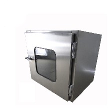 304/201不锈钢净化传递窗电子机械互锁紫外线杀菌灯消毒柜