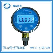 厂家直销西安精密数字压力表耐震水液压数字压力表耐震负压表图片